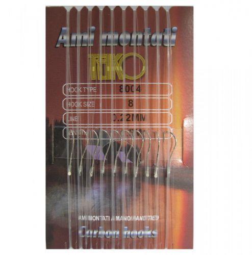 AMI-TEIKO-8004 - Ami Legati Teiko nichelati Carbon a paletta