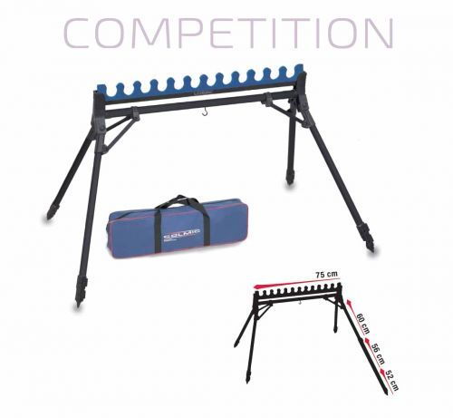 AP000010 - Appoggia Kit Competition 12 Posti