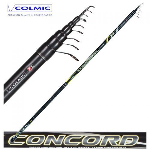 CACO70A - Colmic Canna Bolognese Concord 5 mt