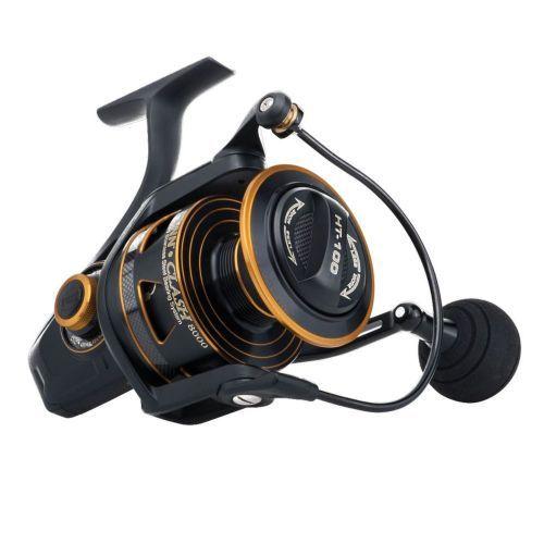 CLASH - Penn Mulinello Clash SPN 4000 5000 Pesca Spinning