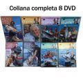 8 Dvd a scuola di pesca con Sandro Onofaro