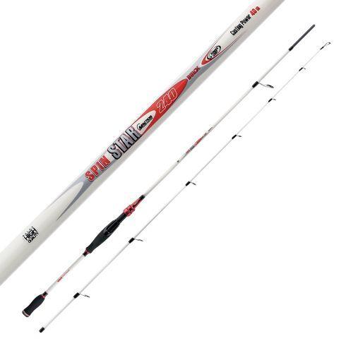 D7900292 - Bulox Canna SpinStar 2.40 m 15-45 Gr Spinning