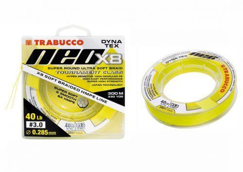 DYNA-NEO-300 - Trabucco Neo X8 Trecciato Dyna-Tex 300 m