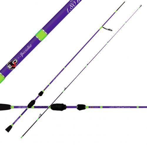 EV77500 - Evo Purple Trout canna Area Trout 0.5-5 gr