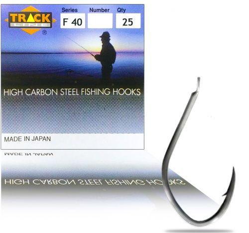 F40- - Ami F40 Paletta Track Line F40 Nikel Pesca