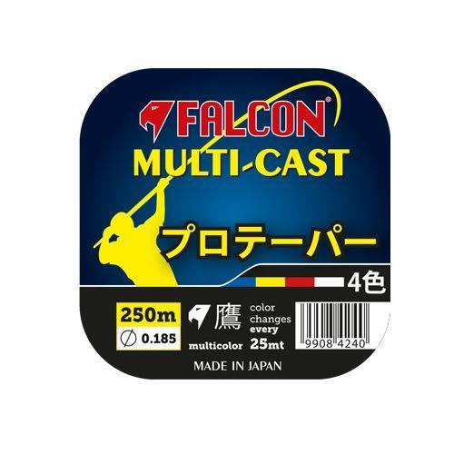 FALCON-MULTICAST - Monofilo Nylon Surfcasting Falcon Multicast