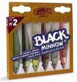 Black Minnow Exlusive Pack 2018 6 pz