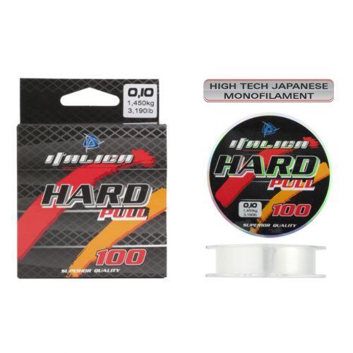 HARD-PULL-50 - Italica Hard Pull 50 m Monofilo Nylon