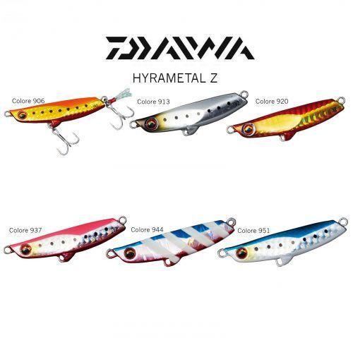 HIRAMETAL-Z32 - Daiwa Hirametal Esca pesca Jig Slow shore 32 gr