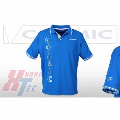 HYDRO-TEC - Polo Colmic Hydro-Tec Blu