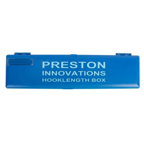 INBOX/25 - Preston Scatola Porta Finali Hooklenght Box Long