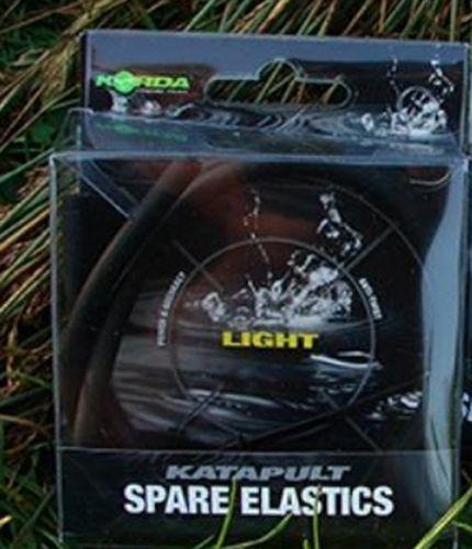 KAT07 - KAT07 Korda Catapult Elastic Light Elastic spare x Slingshot carp