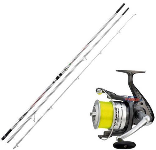 KP2165 - Kit Surf Canna Mitchell  + Mulinello Trabucco 80 filo