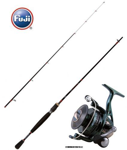 KP2183 - KP2183 Kit Spinning Rod Akira Nomura 230 Reel Street Hiro 3500 7BB