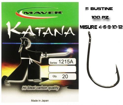 KP2615 - Kit 100 Ami Surfcasting Maver Katana 1215A