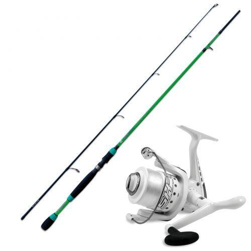KP2782 - Kit Spinning Canna Shizuka 210 cm 10-30gr + Mulinello Shizuka