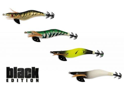 KP2911 - Kit 4 Totanare Black Edition Size 3 Fishing Ferrari