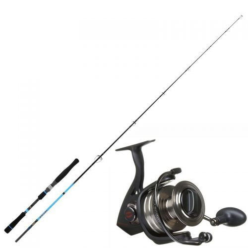 KP3271 - KP3271 Spin Tubertini Prestige fishing rod 230cm Penn Sargus 50 reel