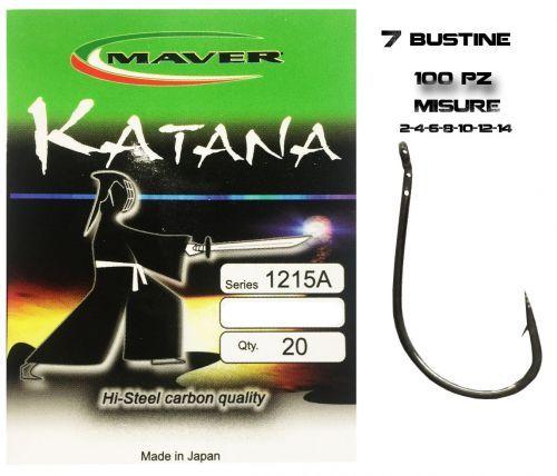 KP3275 - Kit 140 Ami Surfcasting Maver Katana 1215A