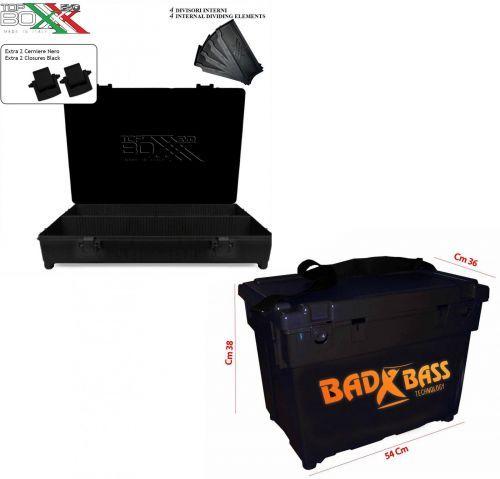 KP3879 - Kit Cassone Surf Badbass + Top Box Evo