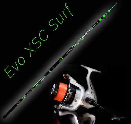 KP4376 - EVO ABSOLUTE 420 200GR Canna Surf Mulinello Supreme Filo