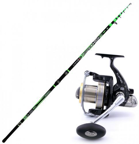 KP4450 - EVO ABSOLUTE 420 200GR Canna pesca Surf Mulinello Tica Scepter