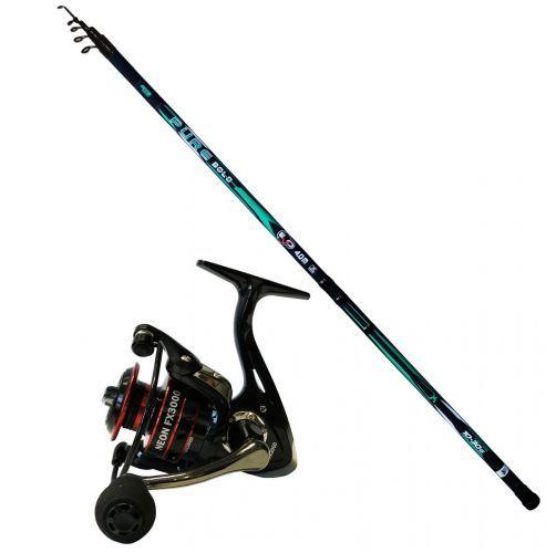 KP5099 - Evo Canna pesca Bolo Pure 4 mt Mulinello 3000 FX