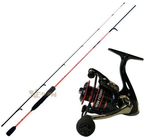 KP5117 - Canna Trout Area Okura 210 Area Trout Mulinello 3000