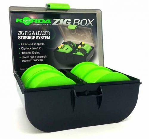 KZB - Korda Zig Box