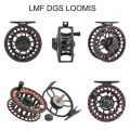 Loomis & Franklin Fly Fishing Reels LmF DGS mulinello pesca mosca