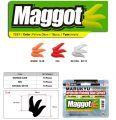 Maggot bigattini artificiali Marukyu con aminoacidi
