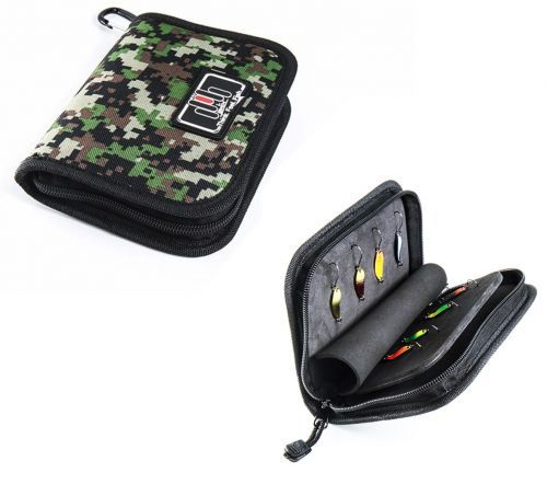 MLCE-BK/C - Porta Spoon Molix Elite Lure Case Trout Area