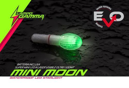 MNN-MIG - Starlight a Led Mini Moon Evo Verde