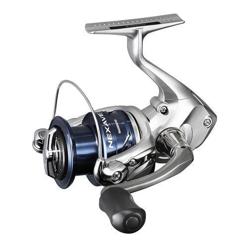 NEXAVE-FE - Shimano Mulinello Nexave FE 3+1 BB Pesca Spinning