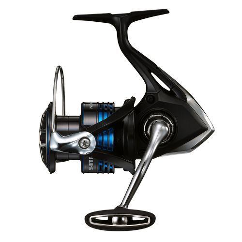 NEXAVE-FI - Shimano Mulinello Nexave FI 3+1 BB Pesca Spinning Feeder