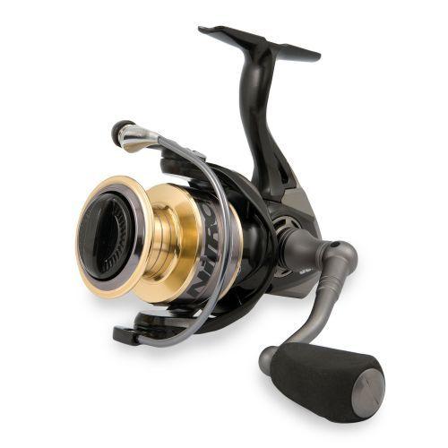NITRO - Lineaeffe Mulinello Nitro FD 6+1 BB Pesca Spinning Bolo