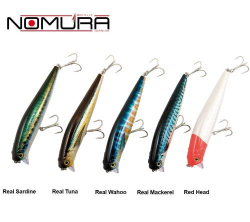 NOMURA-KONAN - Artificiale Nomura Konan Salt Water Real FIsh