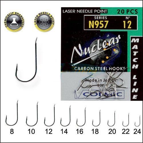Nuclear-N957 - Ami Colmic Nuclear N957 Bustina 20 Pz