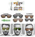 Gafas de sol polarizadas pesca Korda Clásicos Envolturas aviador Top carpa Calid