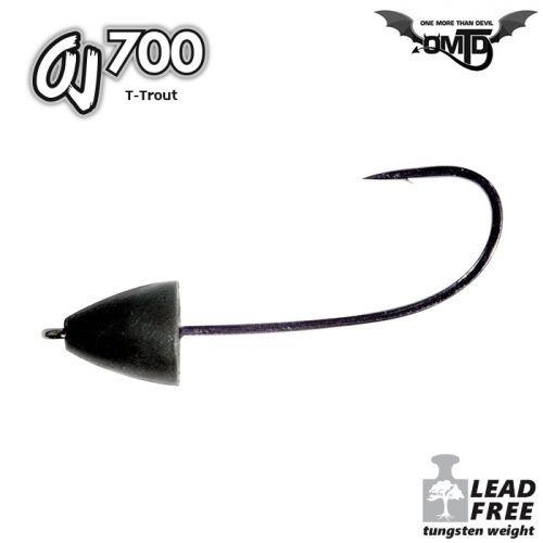 OJ700 - Jig Head OMTD OJ700 T-Trout