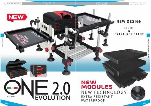 PA0800 - Paniere Colmic One 2.0 Evolution