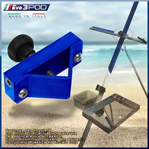 PROLUNGA-EV - Evo3pod Prolunga per picchetto porta accessori surf