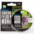 Preston Reflo Sinking feeder mono 150 mt