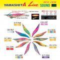 Yamashita Egi Sutte Q Live Sound 490NM 3.0 Totanara