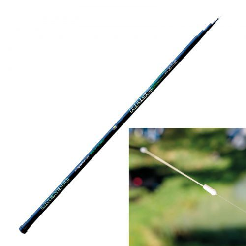 RAGE-ELASTIC - Canna pesca Fissa con elastico Spondina