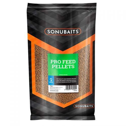 S0790008 - Sonubaits Pro Feed Pellets 2 mm pesca Feeder