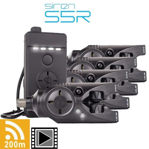 SIRENES5R - Sensori Nash Siren S5R pesca carpfishing