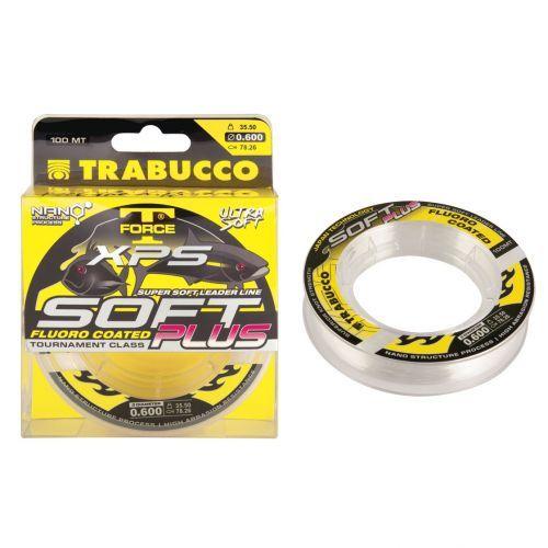 SOFT-PLUS - Trabucco XPS Soft Plus Leader Monofilo 100 m