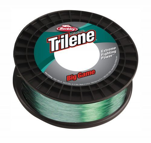 TRILENE-GREEN - Berkley Big Game Green Trilene 600 m