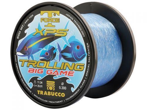 TROLLING - Filo da Pesca Trolling Big game Trabucco Xps 600 mt